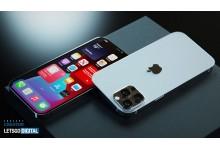 Рендерите показват възможен дизайн на iPhone 12S Pro (или 13 Pro) - почти същият като настоящия 12 Pro