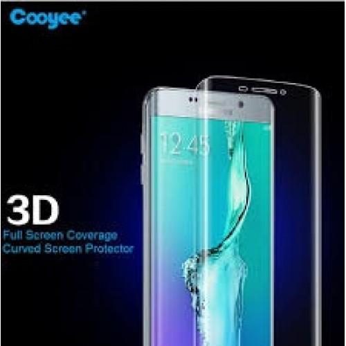 3D Стъклен скрийн протектор COOYEE за Samsung Galaxy S8 Прозрачен