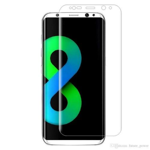 3D Стъклен скрийн протектор за Samsung N950 Galaxy Note 8 Прозрачен