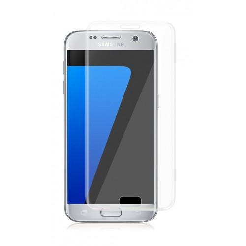 3D Стъклен скрийн протектор за Samsung G930 Galaxy S7 Прозрачен