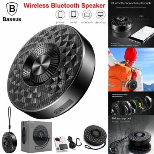 Bluetooth Тон Колона Baseus Encok NGE03-01 Черна