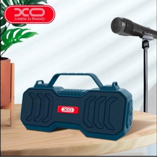 Bluetooth тон колона XO-F26 + Микрофон Черна