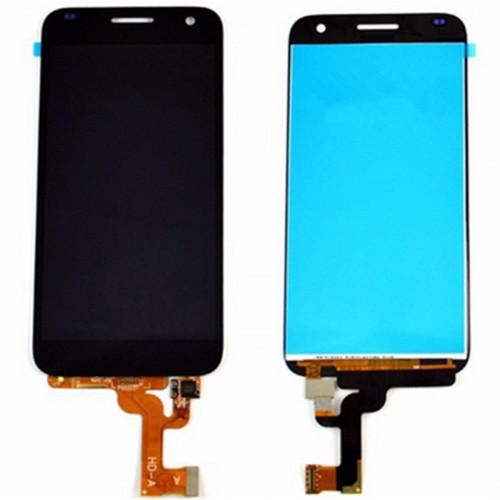 LCD Дисплей + Тъч Скрийн за Huawei G7 Черен