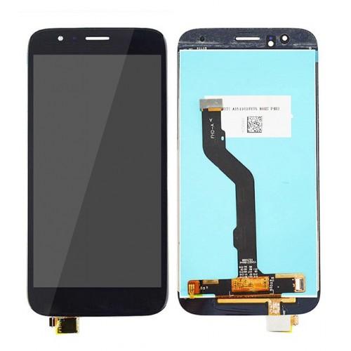 LCD Дисплей + Тъч Скрийн за Huawei G8 Черен