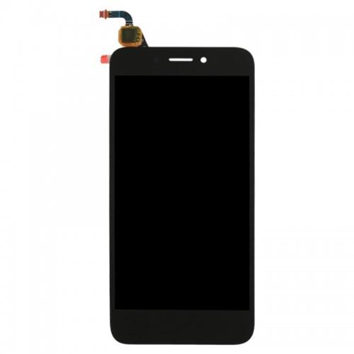 LCD Дисплей + Тъч Скрийн за Huawei Honor 6A Черен