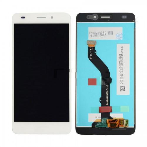 LCD Дисплей + Тъч Скрийн за Huawei Honor 7 Lite Бял