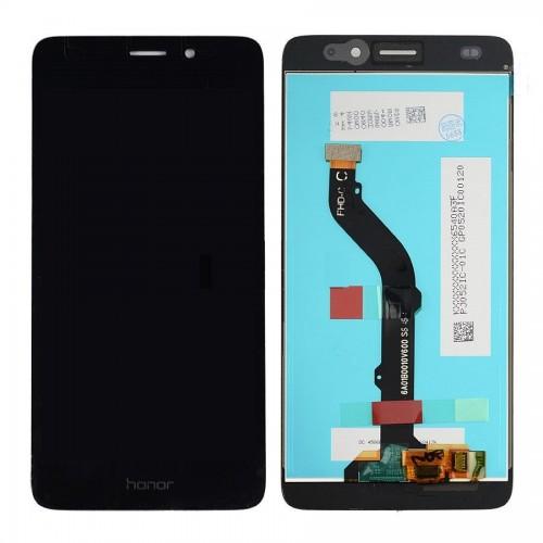 LCD Дисплей + Тъч Скрийн за Huawei Honor 7 Lite Черен