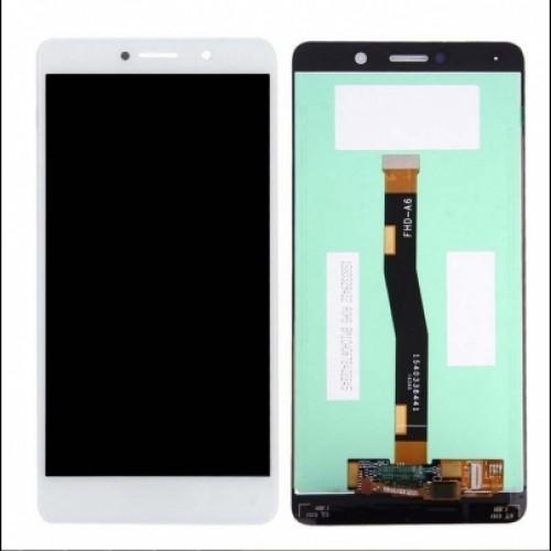 LCD Дисплей + Тъч Скрийн за Huawei Mate 9 Lite Бял