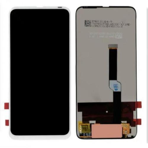 LCD Дисплей + Тъч Скрийн за Motorola One Fusion Plus (XT2067) Бял