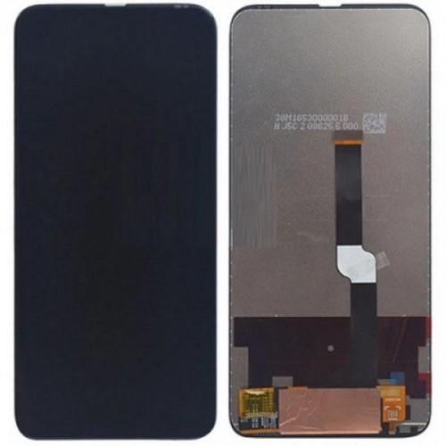 LCD Дисплей + Тъч Скрийн за Motorola One Fusion Plus (XT2067) Черен