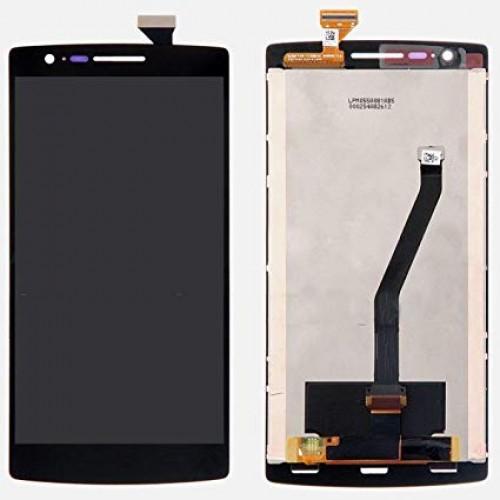 LCD Дисплей + Тъч Скрийн за OnePlus 1 (ONE) Черен