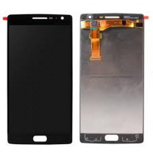 LCD Дисплей + Тъч Скрийн за OnePlus 2 (TWO) Черен