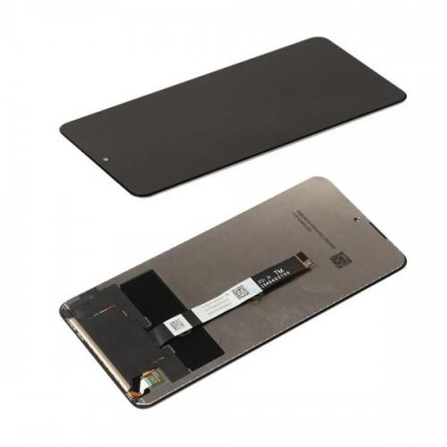 LCD Дисплей + Тъч Скрийн за Xiaomi Poco X3 (2020) Черен