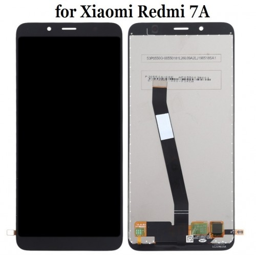 LCD Дисплей + Тъч Скрийн за Xiaomi Redmi 7A Черен Оригинал