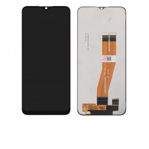 LCD Дисплей + Тъч скрийн за Samsung M037F Galaxy A03s (2021) Черен Оригинал