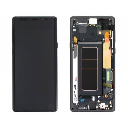 LCD Дисплей + Тъч Скрийн за Samsung N960 Galaxy Note 9 Черен
