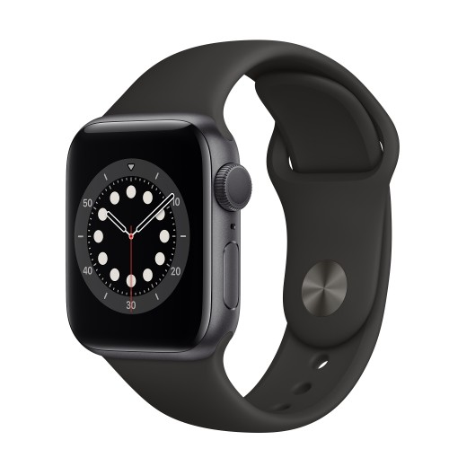 Apple Watch SE GPS 40mm Gray Aluminum Case with Sport Band