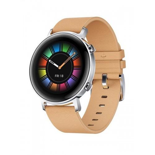 Huawei Watch GT 2 42mm Leather Beige