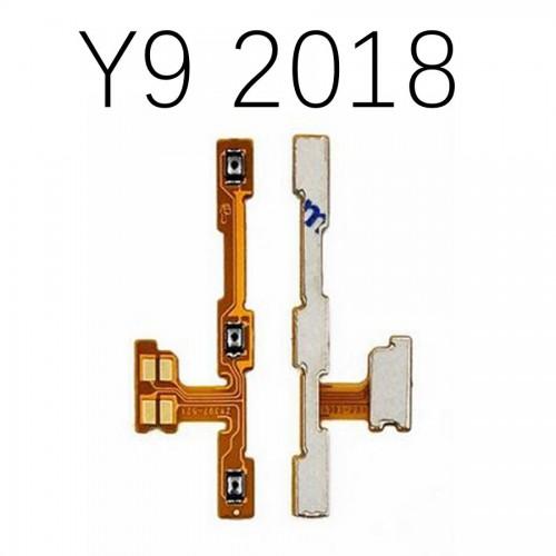 Лентов кабел странични бутони за Huawei Y9 2018