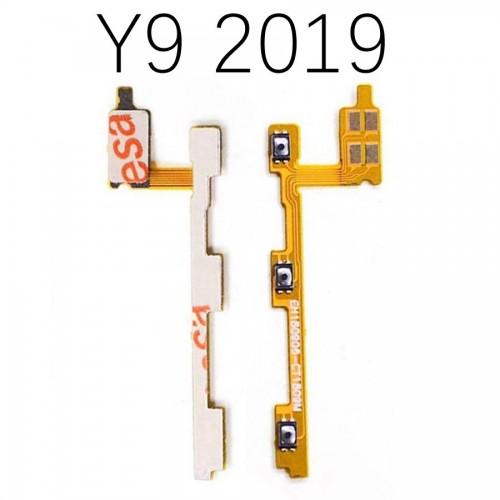 Лентов кабел странични бутони за Huawei Y9 2019