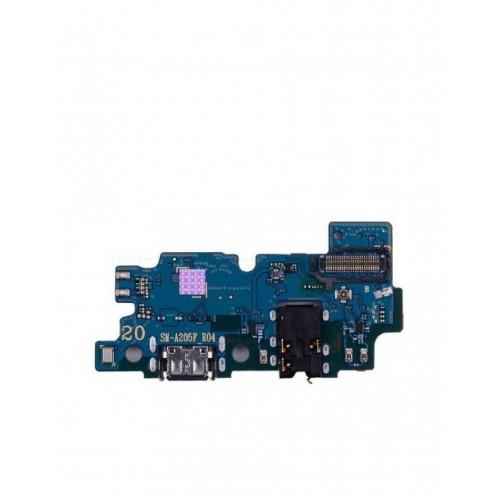 Борд + блок захранване за Samsung A205 Galaxy A20