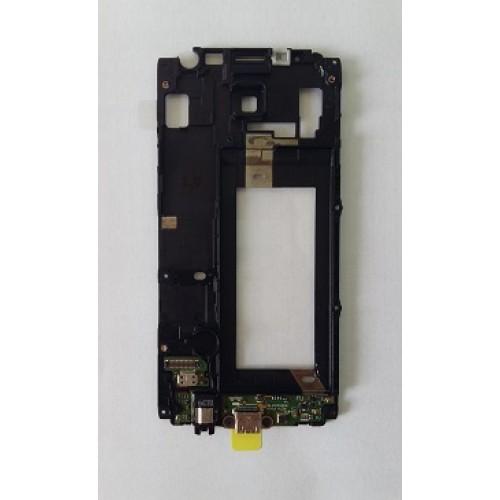 Борд лентов кабел + блок захранване + HF + микрофон за Samsung A300 Galaxy A3