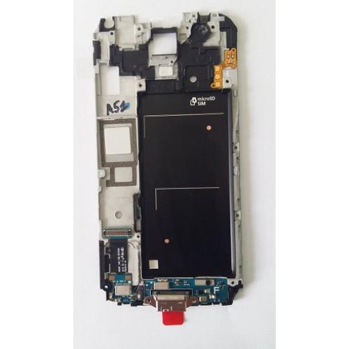 Борд лентов кабел + блок захранване за Samsung G900 Galaxy S5