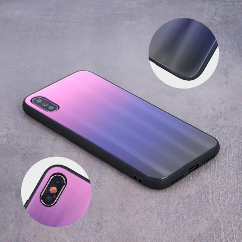 Калъф Aurora Glass Case за Samsung A515 Galaxy A51 Розов