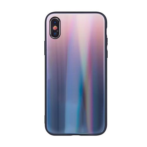 Калъф Aurora Glass Case за Samsung A715 Galaxy A71 Кафяв