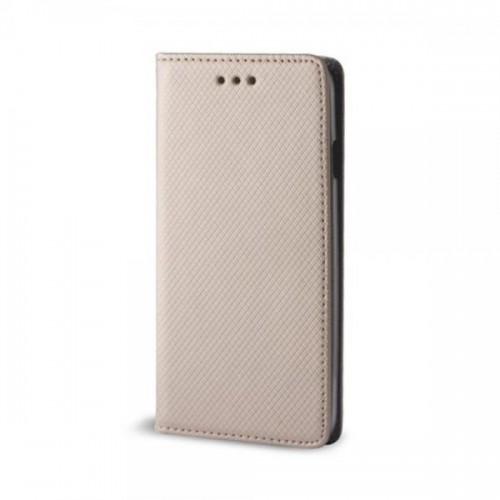 Flip калъф MAGNET за Samsung A125 Galaxy A12 Златен