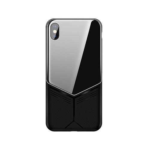 Калъф JOYROOM Curved Glass за Apple iPhone XS MAX 6.5 Черен