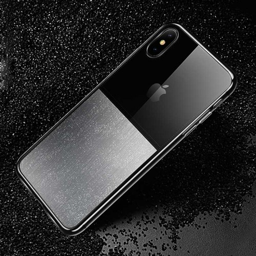 Силиконов гръб USAMS Yzon YZ02 за Apple iPhone X/XS 5.8