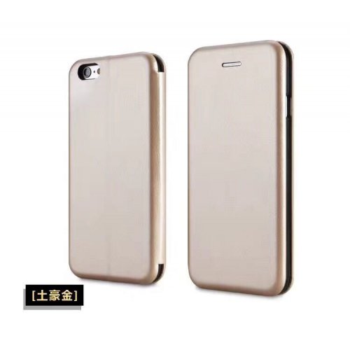 Flip калъф Бизнес серия за Huawei Y5 2018 Златен