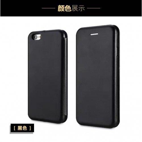 Flip калъф Бизнес серия за Xiaomi Redmi Note 7 Черен