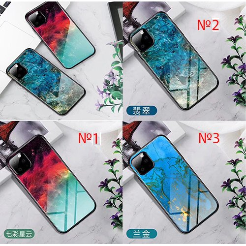 Гръб Glass Case за Apple iPhone XR - 3