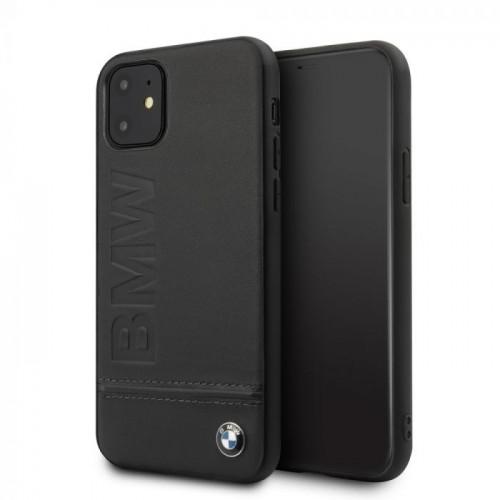 Оригинален калъф BMW за Apple iPhone 11 Черен
