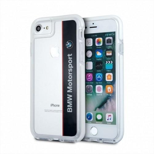 Оригинален калъф BMW за Apple iPhone 7 / 8 Transparent