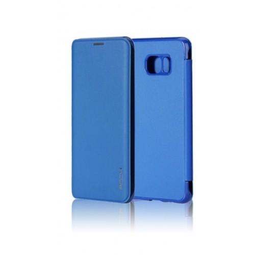 Flip калъф Rock Touch за Samsung G920 Galaxy S6 Син